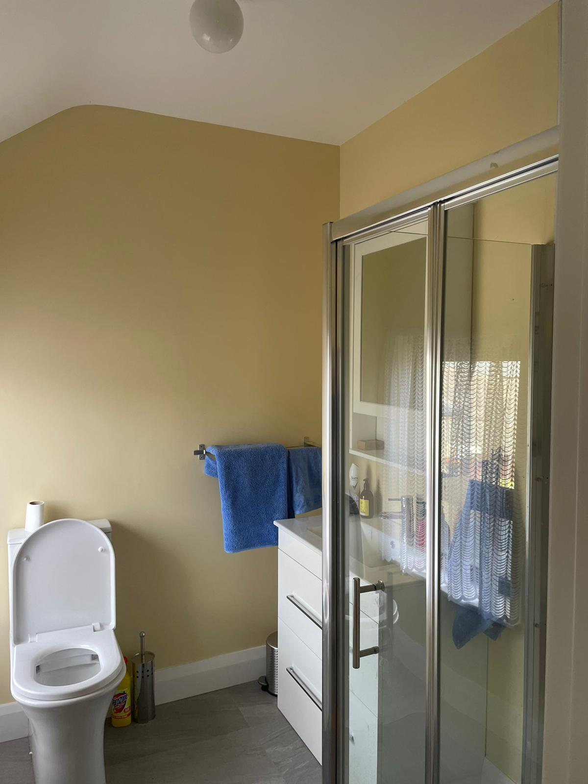 Bathroom from another angle at Heron Brook Lodge - Luxury Stay