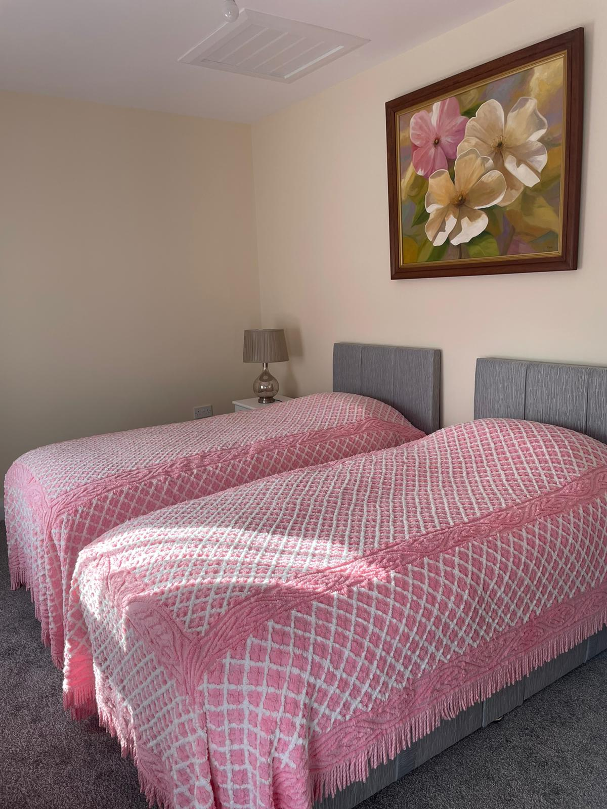 Secondary bedroom from another angle at Heron Brook Lodge - Luxury Stay